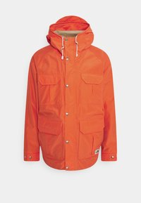 The North Face - DRYVENT MOUNTAIN - Waterproof jacket - flame - 0