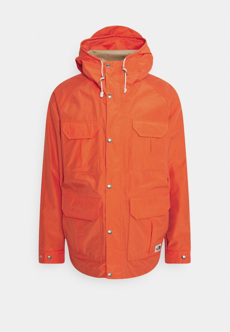 The North Face - DRYVENT MOUNTAIN - Waterproof jacket - flame