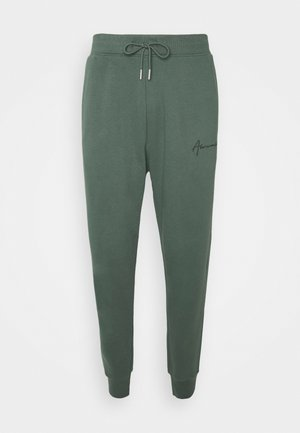 TREND LOGO - Pantaloni sportivi - olive