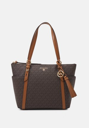 SULLIVAN TOTE - Handbag - brown/acorn