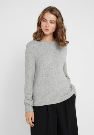 SUPERSOFT CREW OUT EXCLUSIVE - Sweter - heather grey