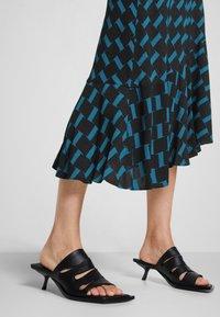 Diane von Furstenberg - MANAL DRESS - Day dress - mirrors medium dark ocean - 5