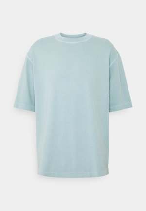 GENERAL ECHO - Basic T-shirt - blue heaven