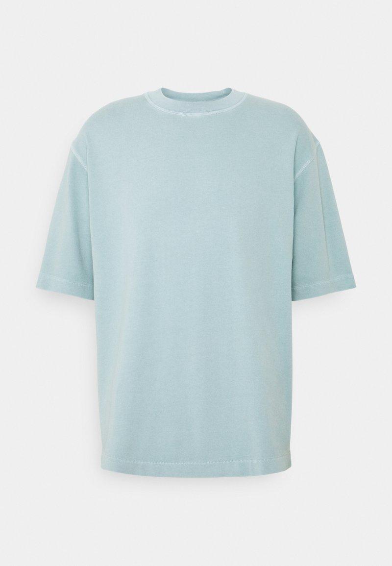 Quiksilver - GENERAL ECHO - Basic T-shirt - blue heaven
