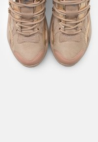ONLY SHOES - ONLSILVA CHUNKY - Trainers - rose - 5