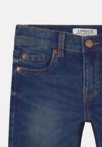 Lindex - MINI JERRY   - Straight leg jeans - blue denim - 2