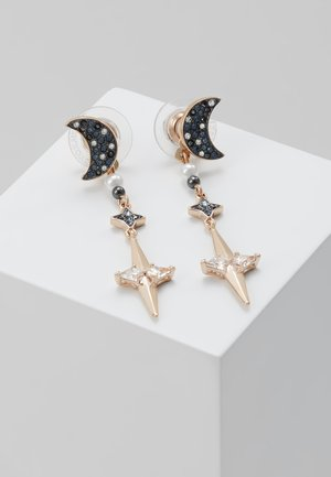 SYMBOL SMALL  - Earrings - dark multi