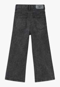 Blue Effect - GIRLS PALAZZO CROPPED - Džíny Relaxed Fit - grey denim - 1