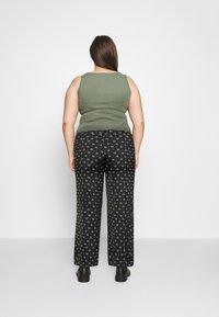 Glamorous Curve - Kalhoty - black - 2