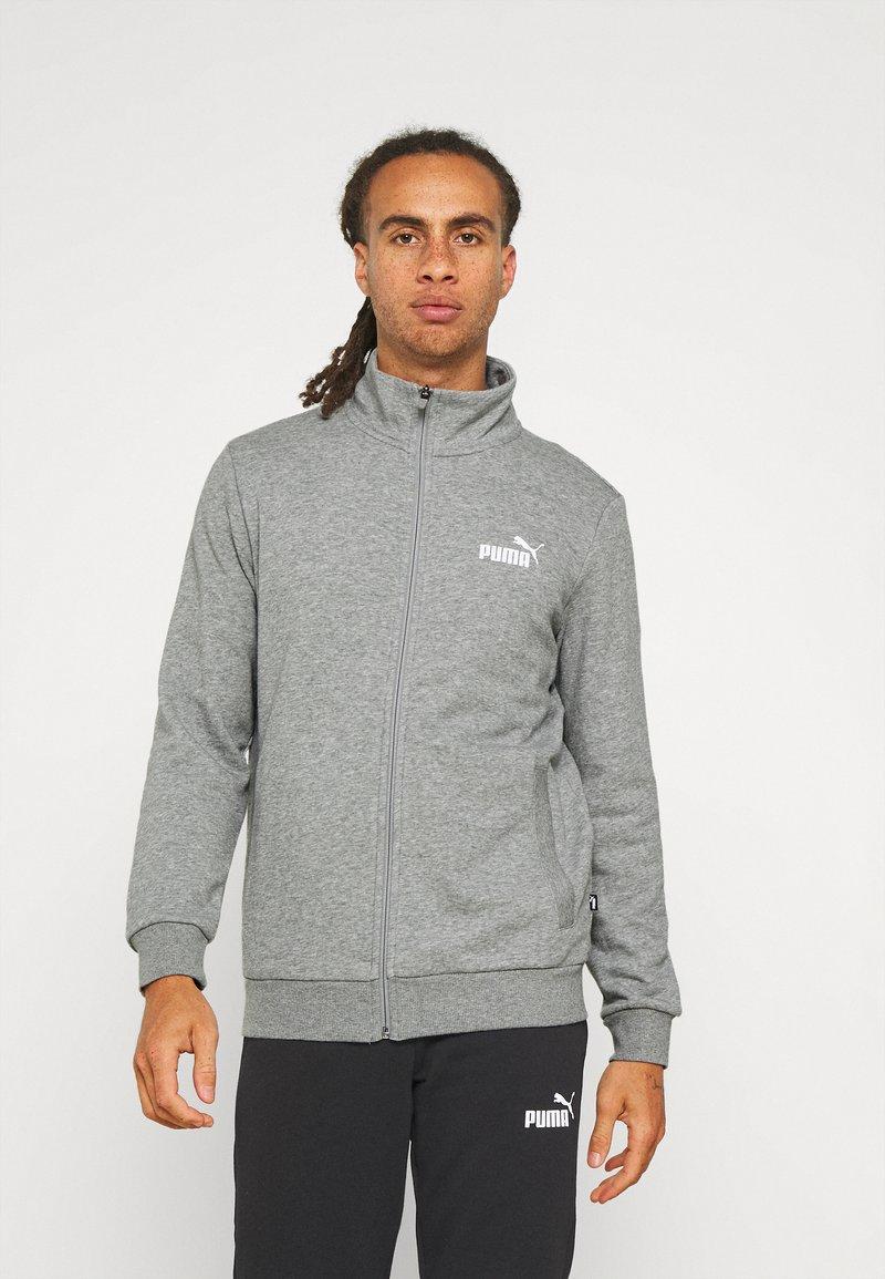 Puma - CLEAN SUIT  - Tuta - medium gray heather