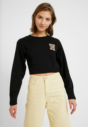 WM CALI NATIVE  - Långärmad tröja - black