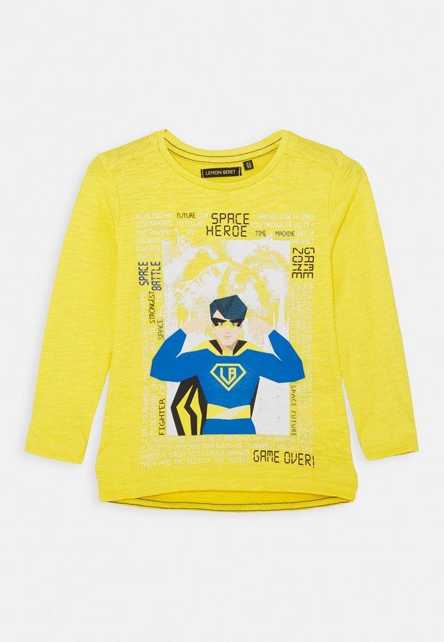 BOYS - T-shirt à manches longues - sulphur spring