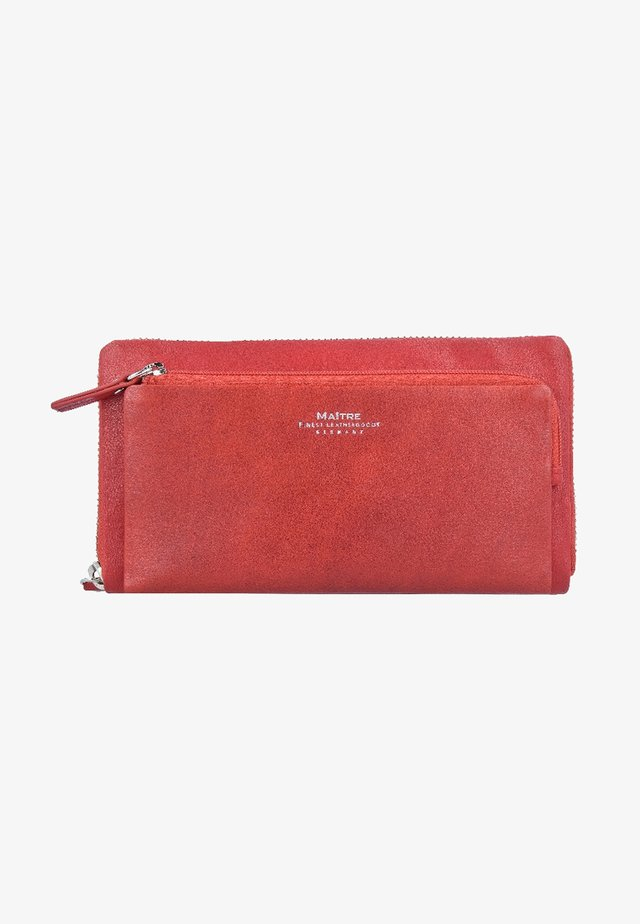 SIMMERN DIETRUN - Wallet - red