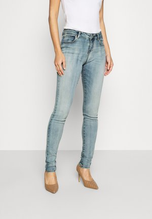 NICOLE - Jeans Skinny Fit - panile wash