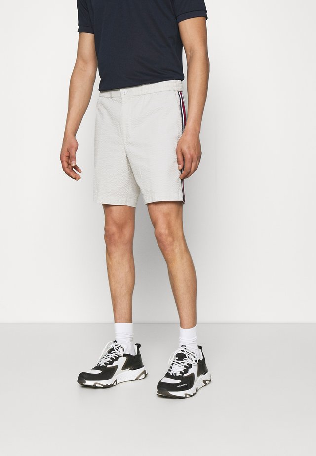 MODERN SEERSUCKER - Shorts - opal