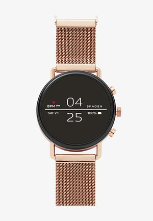 FALSTER - Smartwatch - roségold-coloured