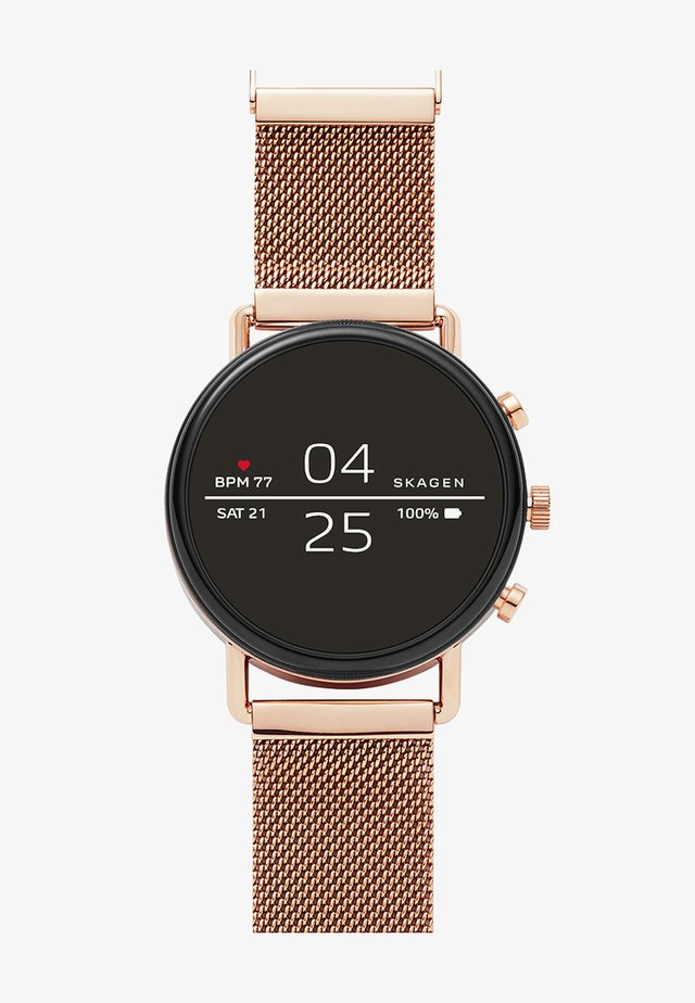 FALSTER - Smartwatch - roségold-coloured