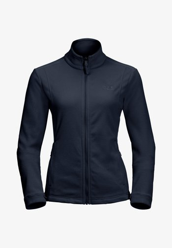 KIRUNA - Fleece jacket - midnight blue