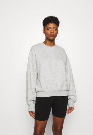 PAMELA OVERSIZED - Sweatshirt - light grey