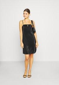 Even&Odd - Sukienka letnia - black - 1