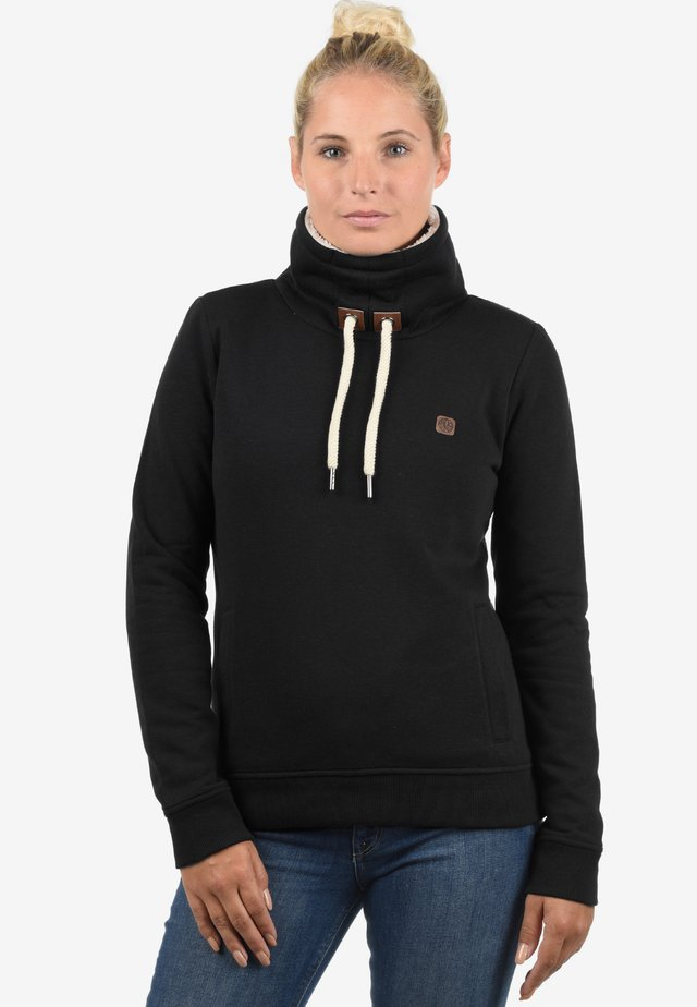 OZEANA - Sweatshirt - black