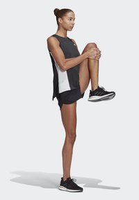 adidas Performance - HEAT.RDY RUNNING SHORTS - Pantaloncini sportivi - black - 1