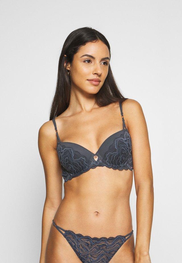 MICA - Kaarituelliset rintaliivit - grey