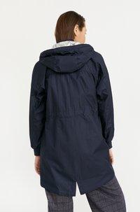 Finn Flare - Waterproof jacket - dark blue - 2