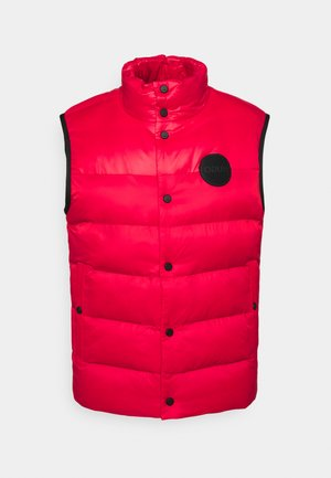 BALTINO - Bodywarmer - open pink