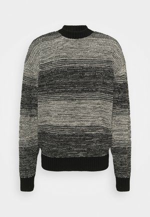 MIRROR OMBRE SLOUCH FIT - Jumper - multi