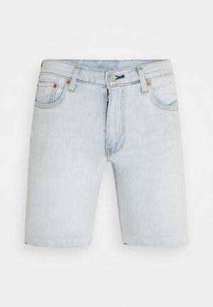 412™ SLIM SHORT - Denim shorts - light blue denim