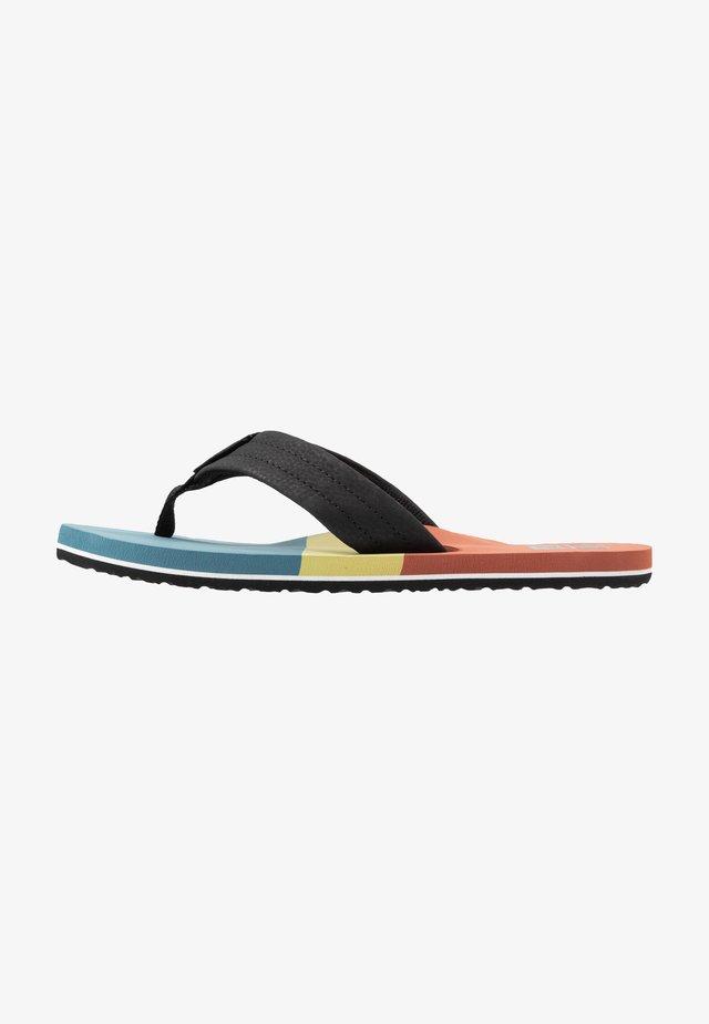 TRI WATERS - Sandály s odděleným palcem - aqua/blue