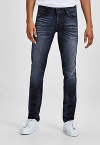 Jack & Jones - GLENN  - Slim fit jeans - blue denim - 0