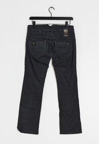 Freeman T. Porter - Straight leg jeans - black - 1