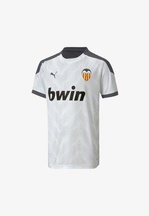 VALENCIA CF  - Club wear - white-asphalt