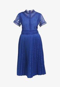myMo ROCKS - KLEID - Cocktail dress / Party dress - blue - 4