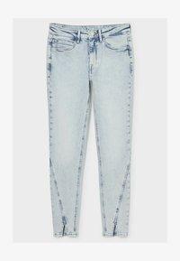 C&A - Jeans Skinny Fit - denim light blue - 3