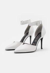 Tamaris - High heels - white - 2