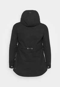 Ragwear Plus - MONADIS - Parka - black - 7
