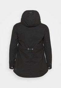 Ragwear Plus - MONADIS - Parka - black - 1