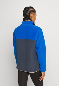 Patagonia - SYNCH SNAP - Fleecepullover - smolder blue/alpine blue - 2