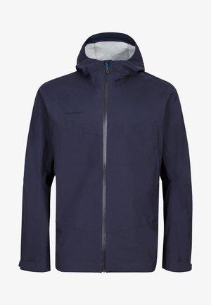 Regenjacke / wasserabweisende Jacke - marine