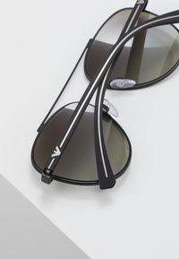 Emporio Armani - Sunglasses - matte black - 4