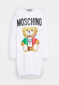 MOSCHINO - DRESS - Day dress - fantasy print white - 0
