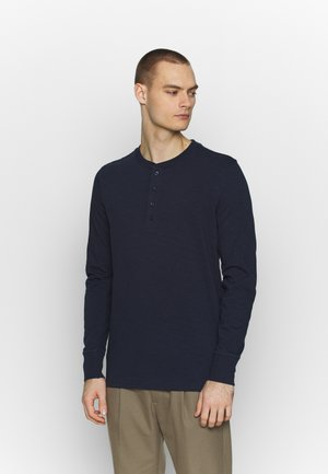 GRANDDAD - Long sleeved top - navy blazer