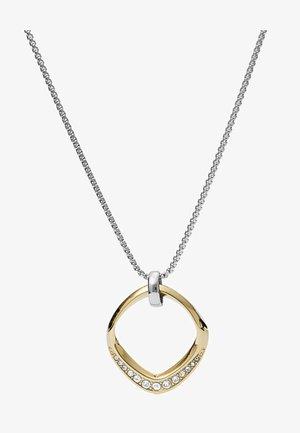 Necklace - bi-coloured