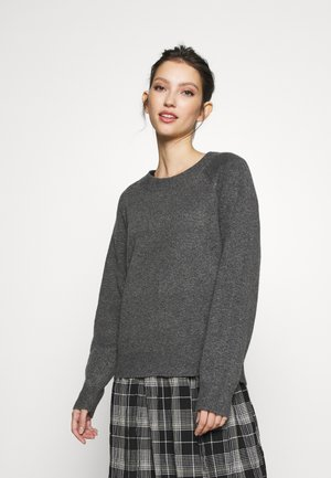 JDYBRILLIANT  - Jumper - dark grey melange