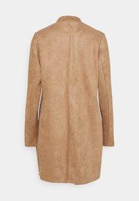 ONLY - ONLSOHO COATIGAN - Short coat - toasted coconut - 1
