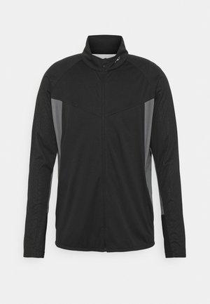 DORIAN JACKET - Training jacket - black/steel grey