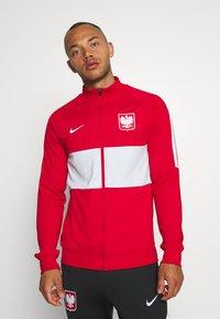 Nike Performance - POLEN - Landslagströjor - red/white - 0